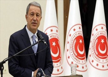 تركيا تنفي وقوع أي أضرار على المدنيين خلال نبع السلام