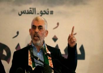 السنوار: قادة عرب اشترطوا حل مشاكلنا مع الأمريكان لفتح أبوابهم