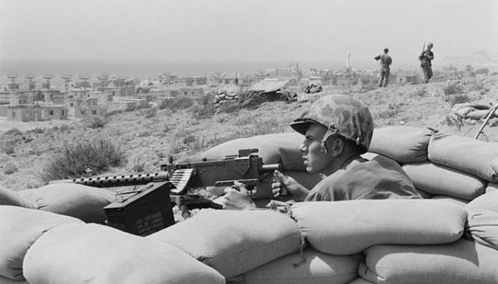 بيروت 1958.. القصة الكاملة لأول تدخل أمريكي في الشرق الأوسط