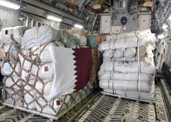 قطر تسير جسرا إنسانيا لضحايا الفيضانات بالصومال