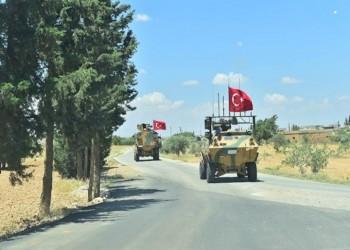 تسيير الدورية الروسية التركية الثانية على الحدود السورية