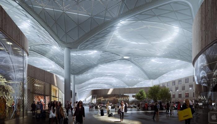 مطار إسطنبول الأفضل في العالم بشهادة جمهور مجلة بريطانية