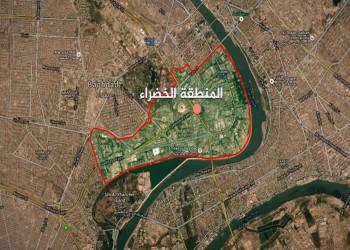 جسرا المنطقة الخضراء ببغداد.. خط فاصل بين المنتفضين والحكومة