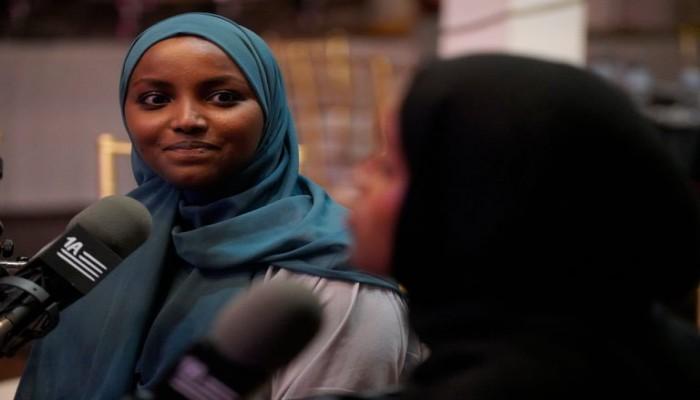 صفية خالد.. لاجئة تصنع رواية تاريخية بانتخابات أمريكا