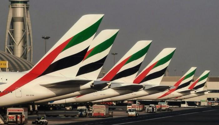 ارتفاع أرباح طيران الامارات نصف السنوية ثلاث أضعاف