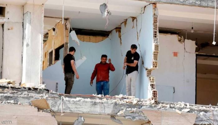 زلزال قوي يضرب شمال غربي إيران ويقتل 3