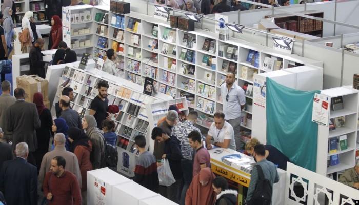 حراك الجزائر يهيمن على معرضها الدولي للكتاب
