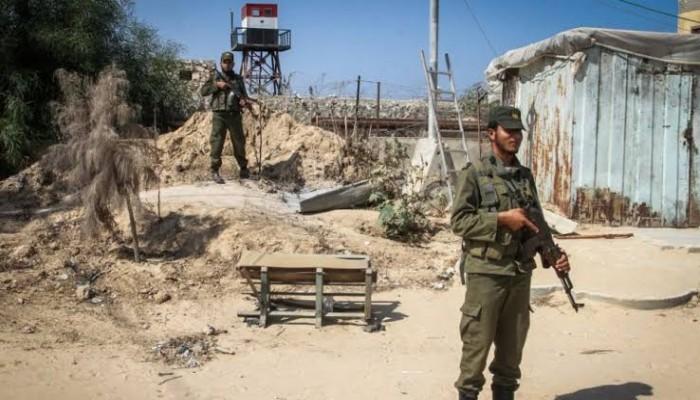 داخلية غزة تحبط محاولة تسلل 3 مسلحين إلى مصر