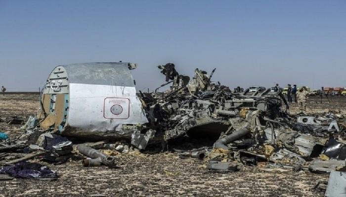 كشف هوية المسؤول عن تفجير الطائرة الروسية بسيناء