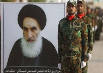 السيستاني يحمل قوات الأمن مسؤولية التصعيد في تظاهرات العراق
