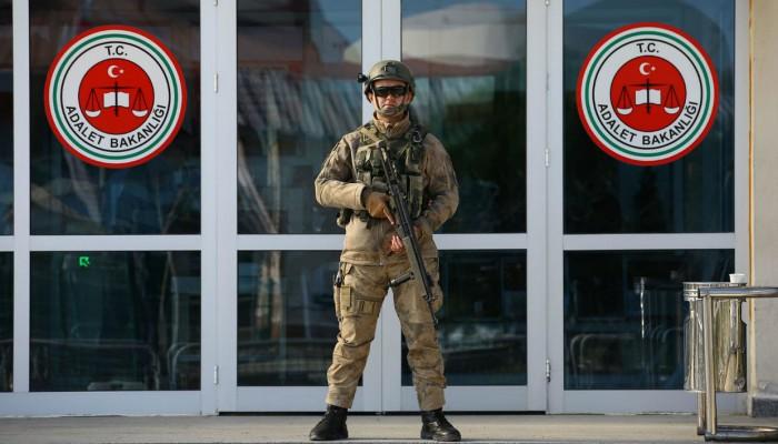 تركيا تحيل 11 مشتبها بالانتماء لتنظيم الدولة إلى المحكمة