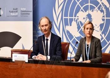 إعلان نتائج مفاوضات جنيف السورية وموعد الجولة القادمة