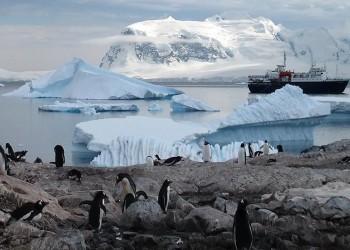 ذوبان الأنهار الجليدية تهديد للاستقرار السياسي