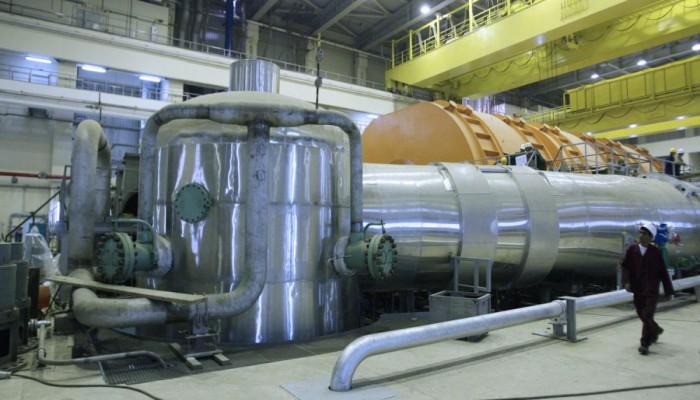 إيران تعلن تشغيل 1044 جهاز طرد مركزي بمفاعل فوردو