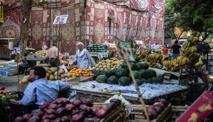 تراجع التضخم السنوي لأسعار المستهلكين في مصر