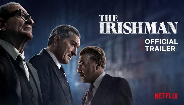 """مفاجاة.. إد شيران قريبا لرجل العصابات في فيلم """"الأيرلندي"""""""