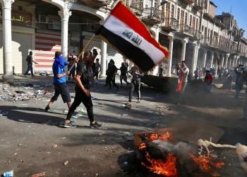 قتيل و7 جرحى في ليلة احتجاجات مشتعلة بكربلاء