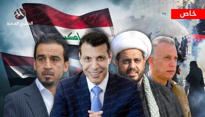 خاص.. الخزعلي يتهم رئيسي البرلمان والمخابرات بالتواطؤ مع الإمارات