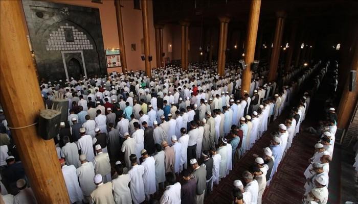 النزاع حول مسجد بابري بين المسلمين والهندوس بالهند