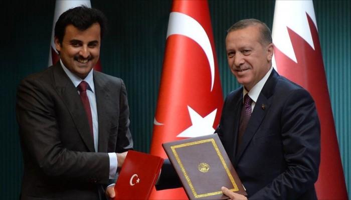 أزمة الجزيرة الإنجليزية.. هل التحالف القطري التركي مهدد بالفعل؟