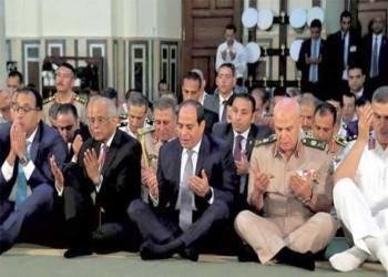 مصر: طبعة غير منقحة من «الرئيس المؤمن»؟