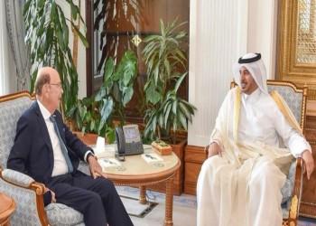 مباحثات بين رئيس الوزراء القطري ووزير التجارة الأمريكي