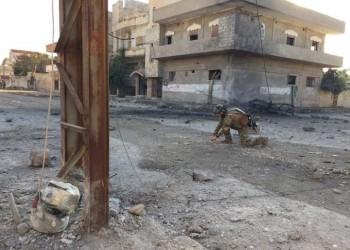 تركيا تفكك 331 لغما و891 قنبلة شمال شرقي سوريا