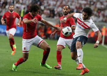 مصر تبدأ تطبيق تقنية الـVAR في بطولاتها المحلية لكرة القدم