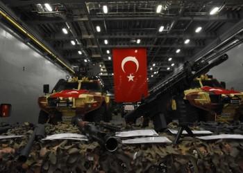 47 سفينة حربية تشارك في مناورات شرق المتوسط 2019 بتركيا