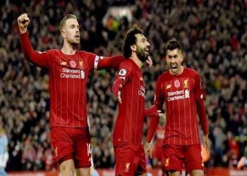 ليفربول يبتعد بصدارة الدوري الإنجليزي بالفوز 3 /1 على السيتي