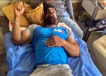 نجاة بطل رياضي عراقي من محاولة اغتيال لمشاركته بالمظاهرات