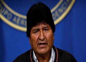 المكسيك تعرض اللجوء على رئيس بوليفيا المستقيل