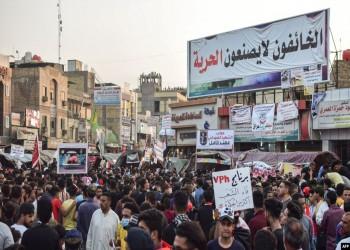 4 قتلى و130 مصابا في احتجاجات جنوبي العراق