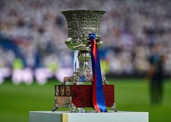 السعودية تستضيف كأس السوبر الإسبانية في يناير المقبل