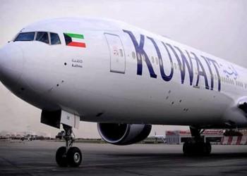 إضراب جزئي لعمال الطيران المدني بالكويت