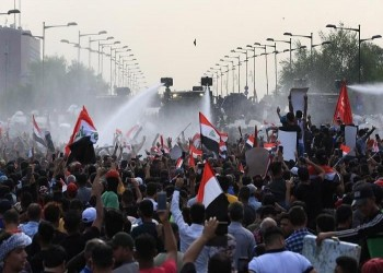 مقتل متظاهرين اثنين واحتجاجات في 11 مدينة عراقية