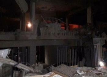 استشهاد نجل قيادي بالجهاد الإسلامي في استهداف إسرائيلي لمنزله بدمشق