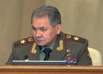 وزير الدفاع الروسي يصل إلى مصر في زيارة رسمية