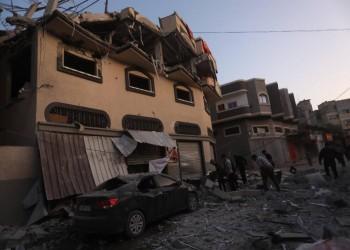 إعلان الطوارئ في غزة وتعليق الدراسة مع بدء تصعيد عسكري