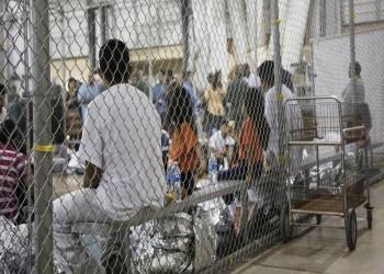 الولايات المتحدة احتجزت 70 ألف طفل مهاجر في 2019
