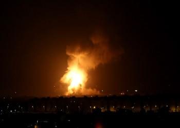الجيش الإسرائيلي يواصل غاراته على أهداف الجهاد الإسلامي بغزة