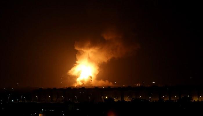 """جيش الاحتلال يواصل غاراته على أهداف لـ""""الجهاد"""" في غزة"""