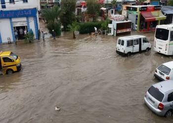 تونس.. مصرع طفلة بسبب السيول والسلطات توقف الدراسة