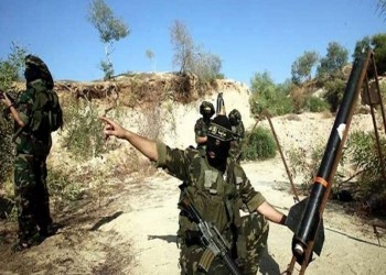 سرايا القدس تستهدف تجمعا لجنود الاحتلال شرق غزة
