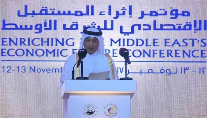 قطر: تراجع اقتصاد المنطقة ينذر بمزيد من الاضطرابات