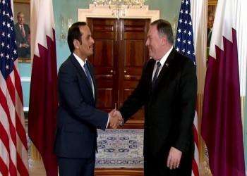 الأزمة الخليجية تتصدر مباحثات وزيري خارجية قطر وأمريكا