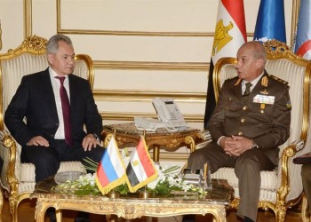 وزير الدفاع الروسي بالقاهرة.. ويترأس لجنة مشتركة مع مصر