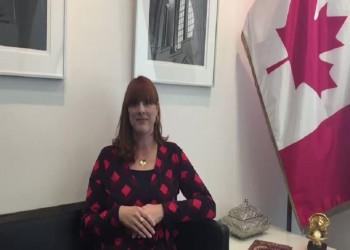 لماذا أحرجت سفيرة كندا في قطر القائم بالأعمال الأمريكي؟