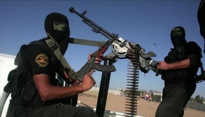 سرايا القدس تستهدف تجمعا لجنود الاحتلال شرق غزة (محدث)