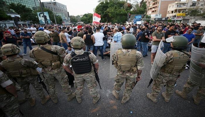 مقتل لبناني برصاص الجيش خلال احتجاجات جنوبي بيروت